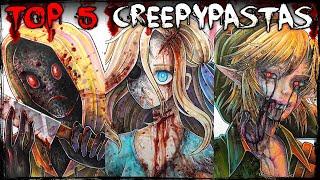 Top 5 Scary Stories (Creepypasta + Drawing) Ben Drowned, Hoodie + More!
