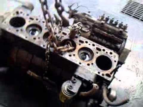 Fechando motor cummins serie b 2 youtube for A and b motors