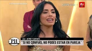 Lali Espósito dijo que no es celosa pero Wisin la contradijo - PH Podemos Hablar