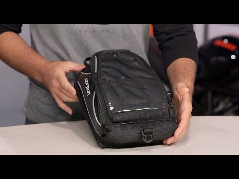 Cortech Super 2 0 Low Profile Tank Bag Review At Revzilla