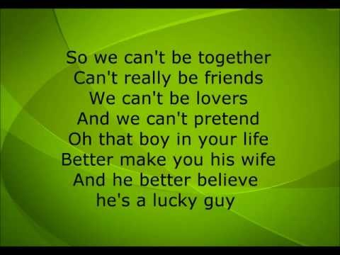 Lucky Guy David Choi Lyrics