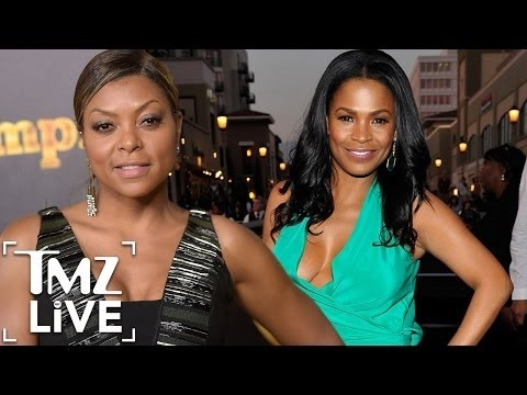 Thumbnail: 'Empire' War: Taraji Vs. Nia Long | TMZ Live