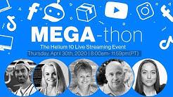 Helium 10 MEGATHON Part 1
