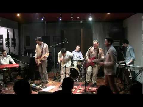 Soulvibe - Antartika @ Mostly Jazz 30/06/12 [HD]
