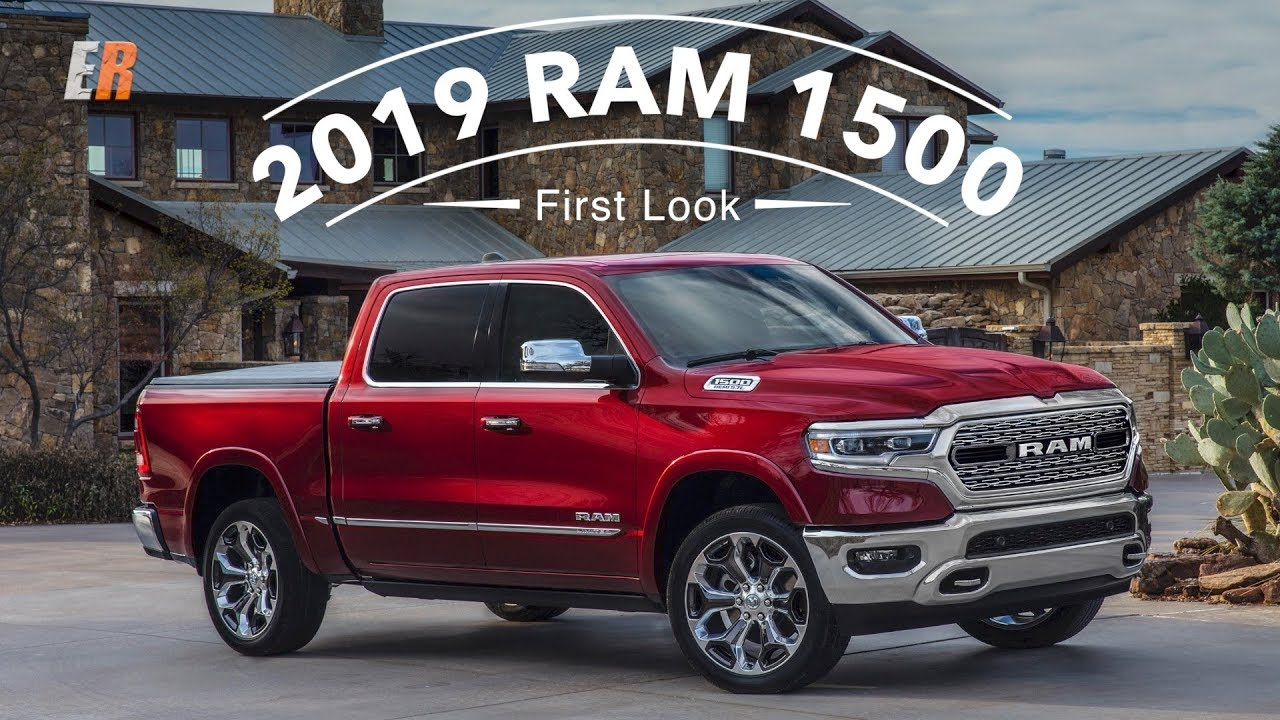 All New 2019 Ram 1500 I Wish Needed A Pick Up Truck