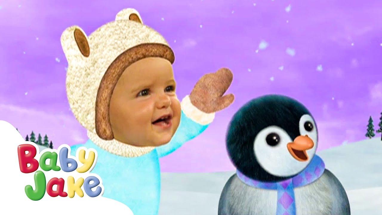 Baby Jake - Snowball Games ⛄ | Full Episodes | Cartoons ...