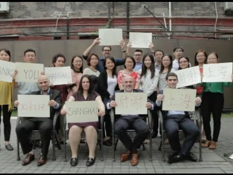 Israel Makes Video to Thank Shanghai for Help in WWII