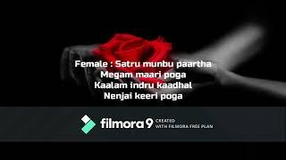 Satru Munbu Paartha Megam Song