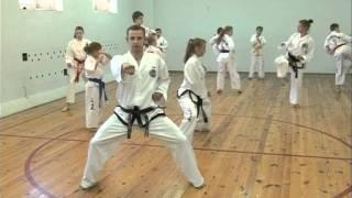 Уроки тхэквондо с Дмитрием Яковлевым! (1 урок)
