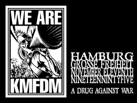 KMFDM - A Drug Against War (Hamburg 1995)