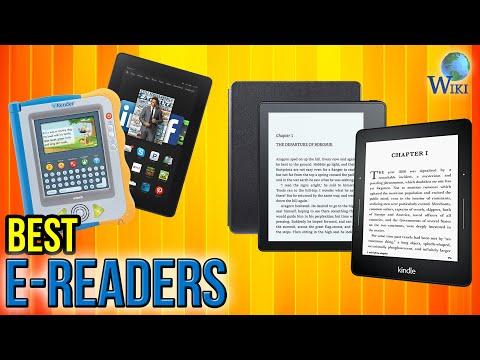 9 Best E-Readers 2017