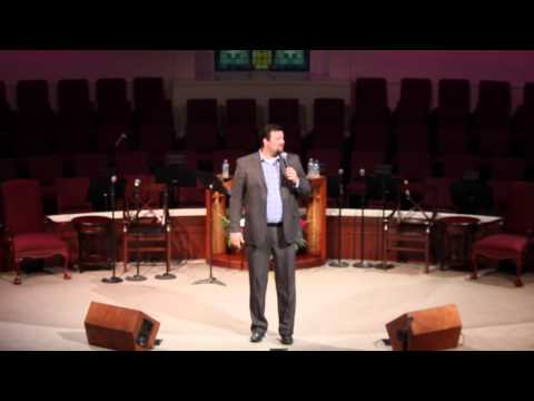 Scotty Blackwell - I Bowed On My Knees (Michael English/Gaither Vocal Band cover)