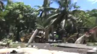 Raw ft Tsunamis Devastate Pacific Islands in Amerian Samoas Sep 29  entire villiages milling