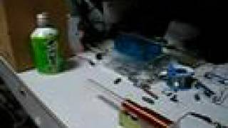 コイルガン(電池式) Coilgun(Battery drive)