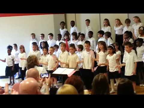 2013.05.15 Hulsing Elementary School 1st grade