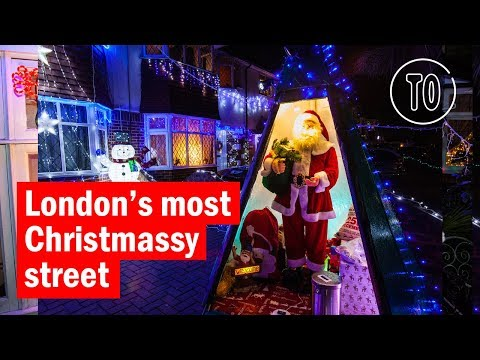 London's most Christmassy street | City Secrets | Time Out