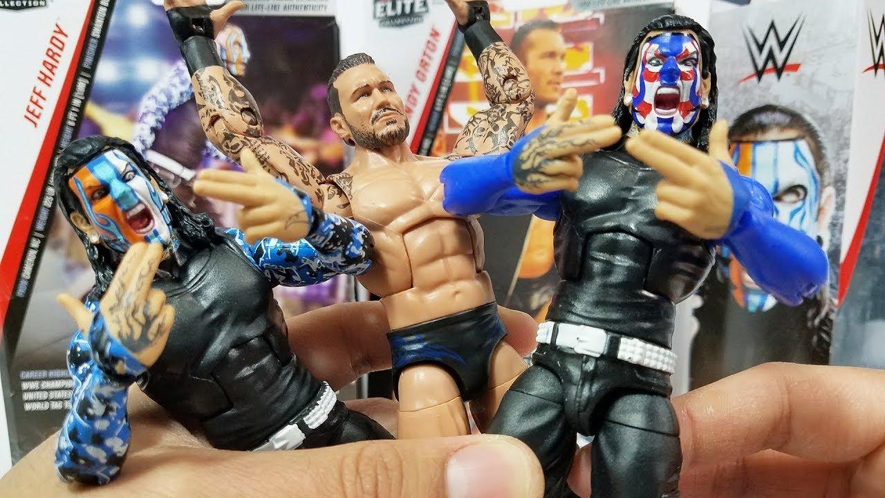 Randy Orton-WWE Elite 67 Mattel Jouet Wrestling Action Figure