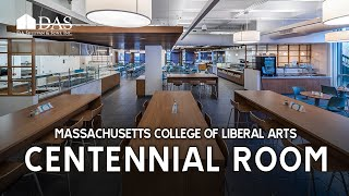 MCLA Centennial Room - Built By DAS