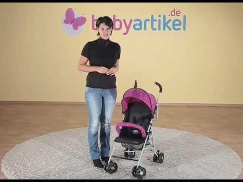 HAUCK Buggy Palma | Babyartikel.de