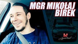 Odc. #3 mgr Mikołaj Birek. 1x1 z Szymonem Tarandą