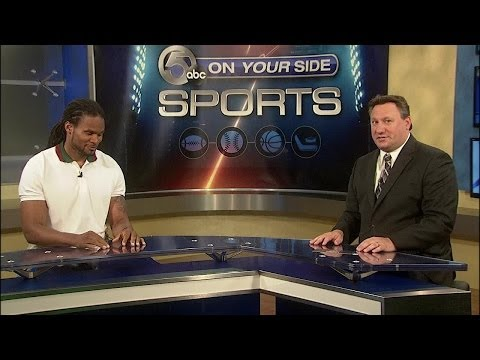 Josh Cribbs Interview