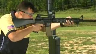 Pro Tip: SSG Robby Johnson on How to Zero Your AR-15   Shooting USA
