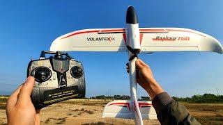 Assembling Volantex RC Ranger 750 RC Airplane