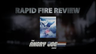 Ace Combat 7 Rapid Fire Review (Video Game Video Review)