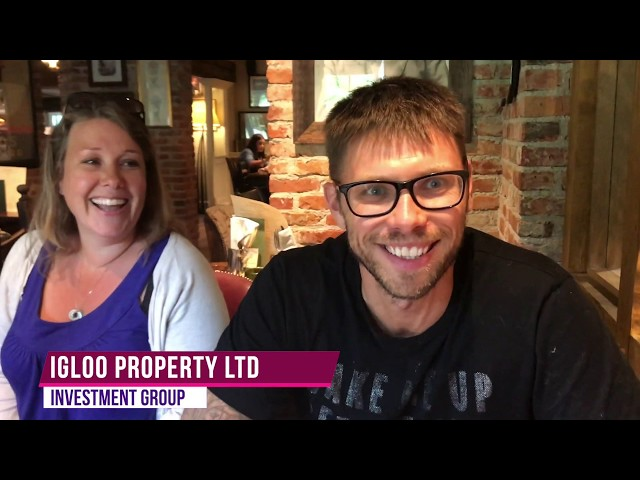 #028 - Financial Freedom with Alex - Igloo decision meeting
