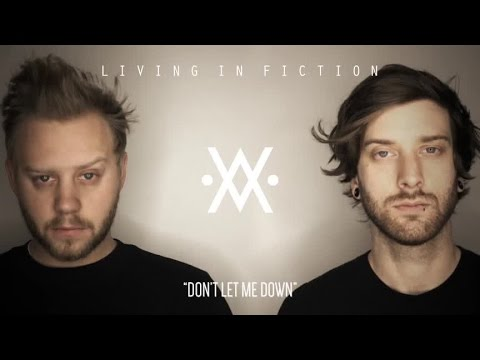 The Chainsmokers - Don't Let Me Down Ft. Daya (Cover by Living In Fiction)