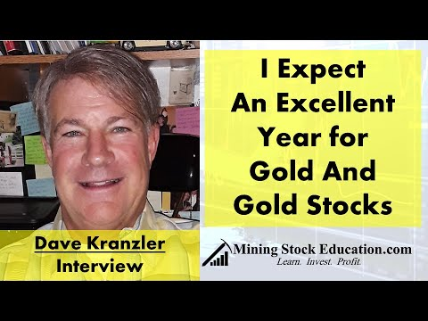 Gold and Gold Stocks Expected to Have Good Year in 2020 says Dave Kranzler