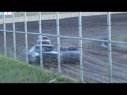 MCCOOL JUNCTION HEAT RACE 8 20 16 MOVIE