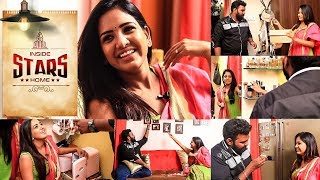 Inside Stars Home With Actress Pavani Reddy | EP. 5