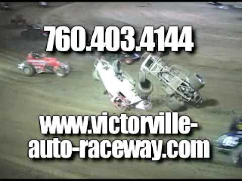 VICTORVILLE AUTO RACEWAY