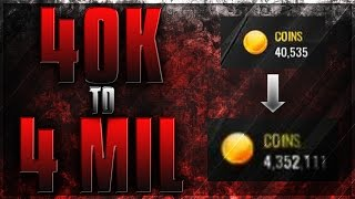 4,000 to 4,000,000 COINS IN TWO MINUTES! NBA Live Mobile - How To Make Coins