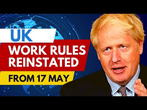 UK ADJUSTED RIGHT TO WORK CHECKS ENDING SOON | UK IMMIGRATION RULES MAY 2021 UPDATE
