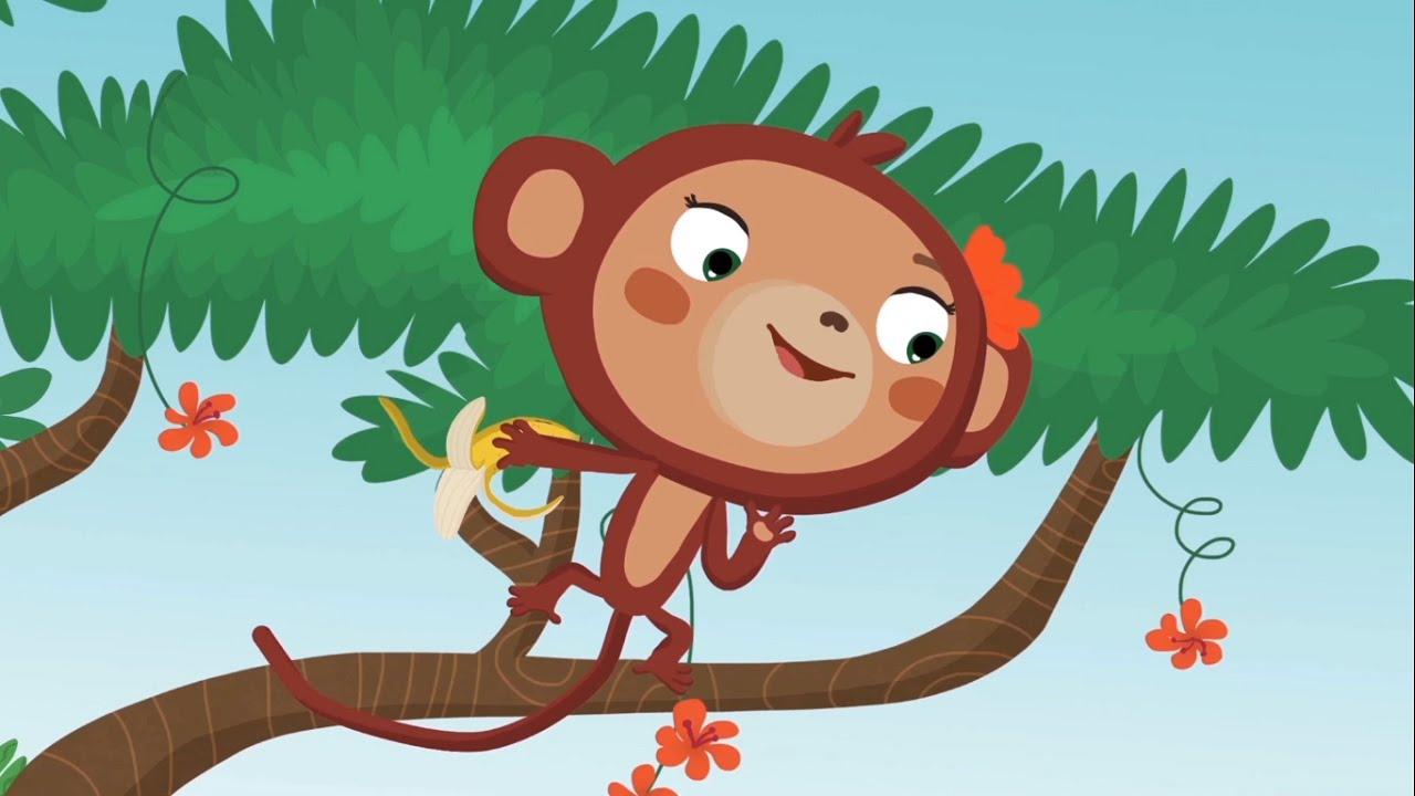 Бимба - Красная обезьяна - Поздравление с Новым Годом!