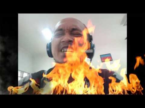 LAGU GUGUR BUNGA PROGRESSIVE ROCK DAN PUISI COVER CLIP