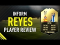 FIFA 17 INFORM REYES (82) PLAYER REVIEW