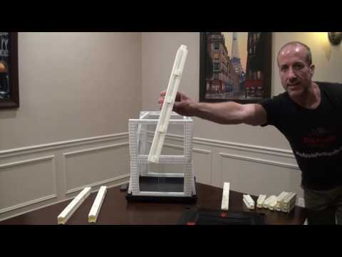 How To Assemble the Big Apple Stackable Reptile Cages by