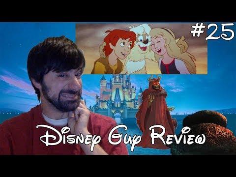 Disney Guy Review - The Black Cauldron