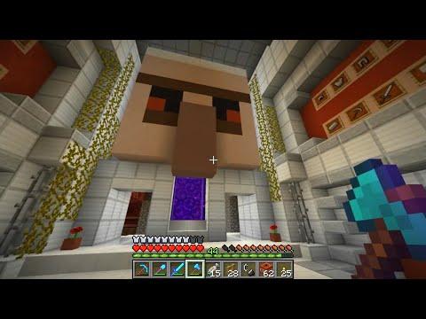 Minecraft - HermitCraft #7: Mine Entrance Tunnel