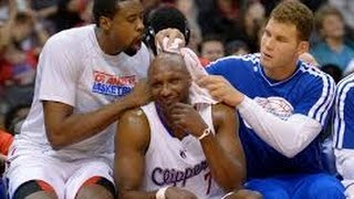 NBA Funny Moments and Fails 2015
