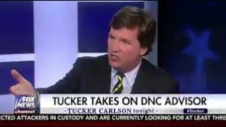 Tucker Carlson HUMILIATES Gender Identity Clown!