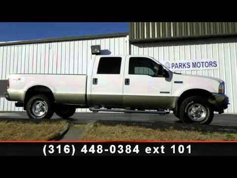 2004 Ford F 350   Parks Motors   AUGUSTA, KS 67010