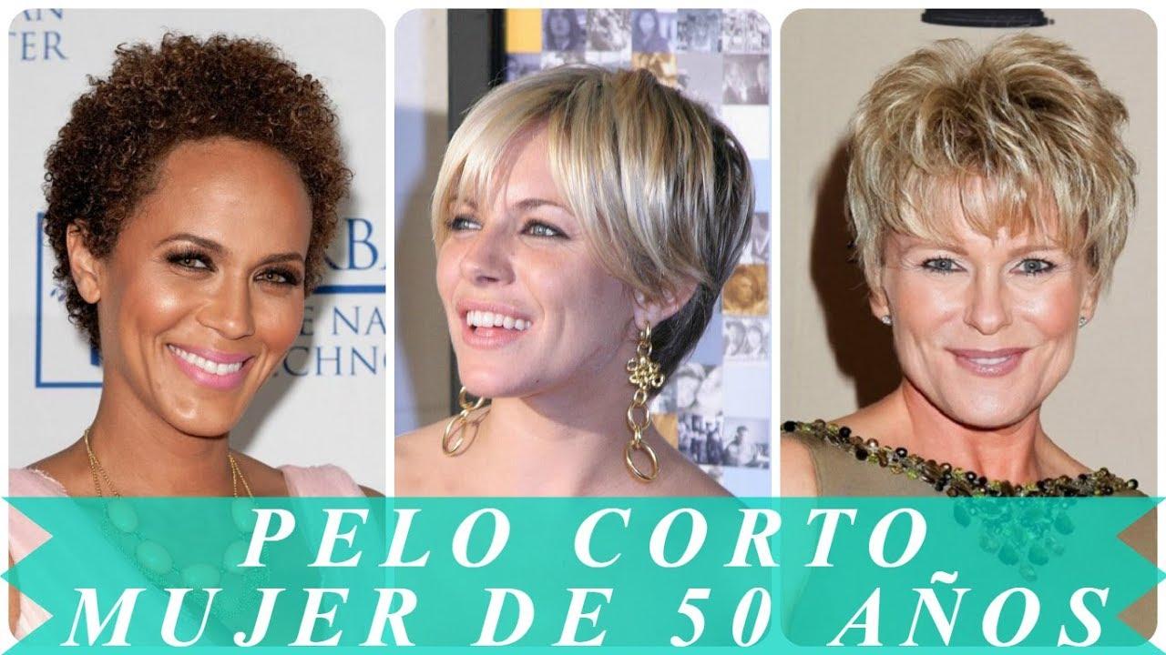 Peinados Pelo Corto Mujer De 50 Anos Pagebd Com
