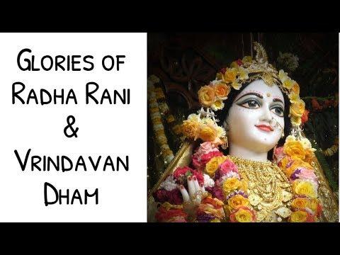 Glories Of Radha Rani & Vrindavan Dham