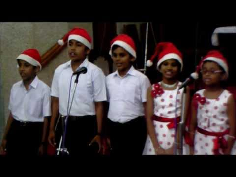 Old Toy Trains - Junior Choir - CSI Punnakkad
