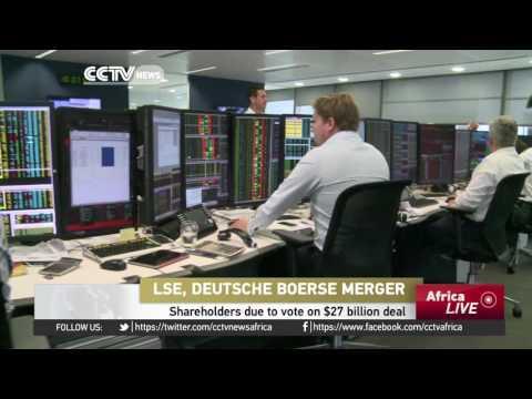 Shareholders due to vote on $27 billion deal between LSE, Germany's Deutsche Boerse