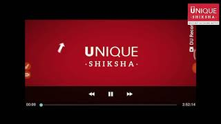 Unique Shiksha IAS App Walkthrough